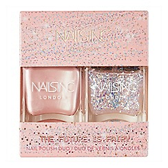 Nails Inc. - 'The Future is Fairy' nail polish duo