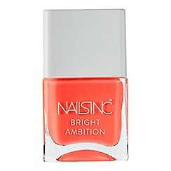 Nails Inc. - 'Bright Ambition - Strictly Bikini' nail polish 14ml