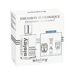 Sisley - 'Emulsion Ecological' discovery program kit