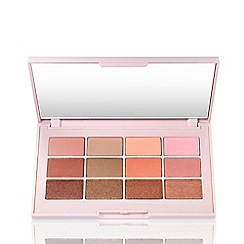 Laura Geller - Nude Attitude' multi-finish eye shadow palette 13.2g