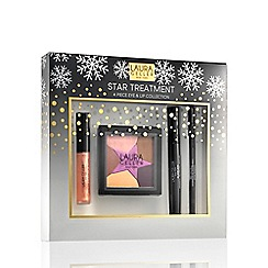 Laura Geller - Limited Edition 'Star Treatment' Eye and Lip Makeup Gift Set