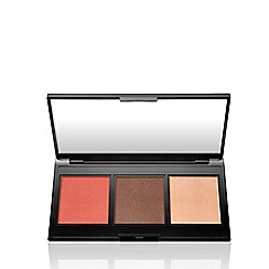 Laura Geller - 'Meet The Nudes' Multitasking Cream To Powder Makeup Trio Palette 6.2g