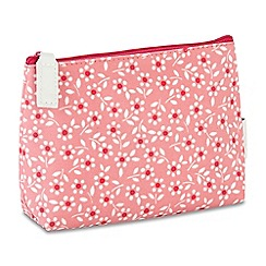 Victoria Green - 'Celia Pink' make up bag