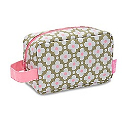 Victoria Green - 'Birling Sage' cosmetics pouch