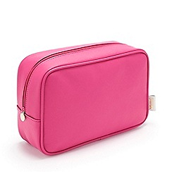Victoria Green - Magenta Beauty Kit Case