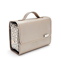 Victoria Green - 'Gold Emma' Hanging Beauty Bag