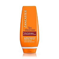 Lancaster - 'Tan Maximiser' repairing after sun soothing face and body moisturiser 125ml