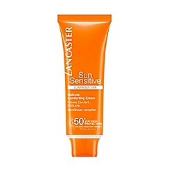 Lancaster - 'Sun Sensitive' delicate comforting face cream SPF50+ 50ml