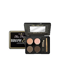 Too Faced - 'Brow Envy' brow shaping and defining kit 6g