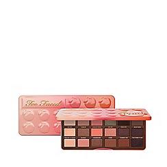 Too Faced - 'Sweet Peach' eye shadow palette 18 x 0.95g