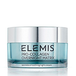 ELEMIS - 'Pro-Collagen' overnight matrix face cream 50ml