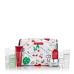 ELEMIS - Ladies luxury travel skincare gift set