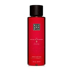Rituals - 'The Ritual of Ayurveda' bath foam bubble bath 500ml