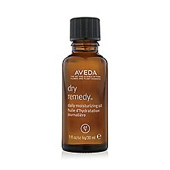 Aveda - 'Dry Remedy' daily moisturising hair oil 30ml