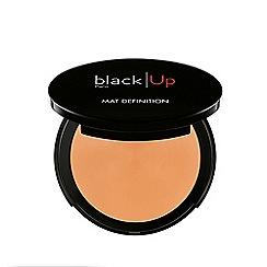 black Up - 'Mat Definition' foundation 10g
