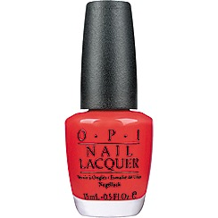 OPI - Cajun shrimp nail polish 15ml