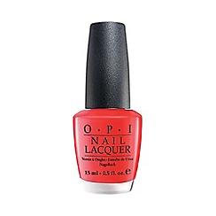 OPI - My chihuahua bites! nail polish 15ml
