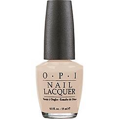 OPI - Samoan sand nail polish 15ml