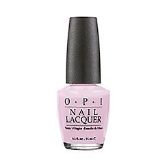 OPI - Hawaiian orchid nail polish 15ml