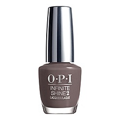 OPI - 'Infinite Shine- Set in Stone' nail polish 15ml