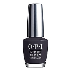 OPI - 'Infinite Shine- Strong Coal-ition' nail polish 15ml