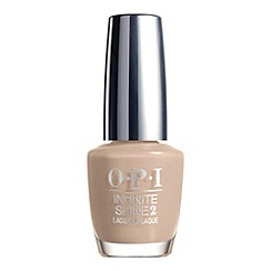 OPI - 'Infinite Shine- Maintaining My Sand-ity' nail polish 15ml