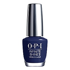OPI - 'Infinite Shine- Get Ryd-of-thym Blues' nail polish 15ml