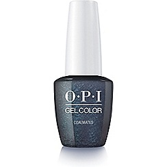 OPI - 'Coalmates' gel lacquer 15ml
