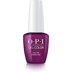 OPI - 'Feel The Chemis Tree' gel lacquer 15ml
