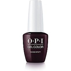 OPI - 'Wanna Wrap' gel lacquer 15ml
