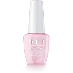 OPI - 'The Color That Keeps On Giving' gel lacquer 15ml