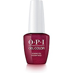 OPI - 'Sending You Holiday Hug' gel lacquer 15ml