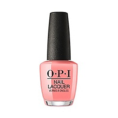 OPI - 'Lisbon - You've Got Nata On Me' nail polish 15ml