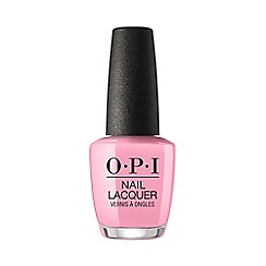 OPI - 'Lisbon - Tagus in That Selfie' nail polish 15ml