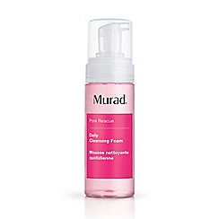 Murad - 'Pore Reform' daily cleansing foam 150ml