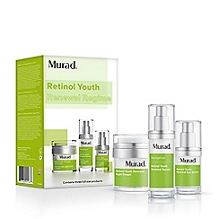 Murad - Murad 3 Full Size Retinol Youth Renewal Value Set