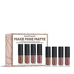 bareMinerals - 'Make Mine Matte' Miniature Size Liquid Lipstick Kit