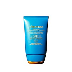 Shiseido - 'WetForce Expert Sun' SPF 50+ Ageing Protection Cream 50ml
