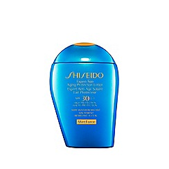 Shiseido - 'WetForce Expert Sun' SPF 30 Ageing Protection Lotion 50ml