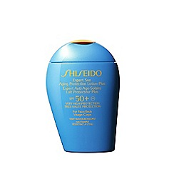 Shiseido - WetForce Expert Sun' SPF 50+ Ageing Protection Lotion 100ml