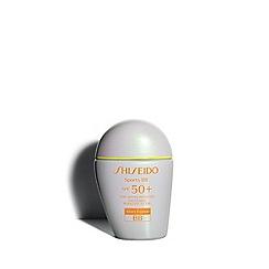 Shiseido - 'WetForce Sports BB' SPF 50+ Sun Screen 30ml