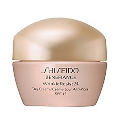 Shiseido - 'Benefiance' Wrinkle Resist 24 SPF 15 Day Cream 50ml
