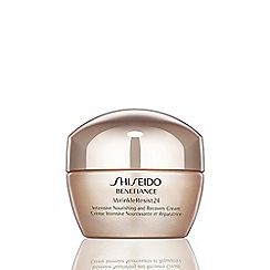 Shiseido - 'Benefiance' Wrinkle Resist 24 Intensive Nourishing and Recovery Cream 50ml