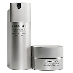 Shiseido - Total Revitalizer Light Fluid Moisturiser 80ml