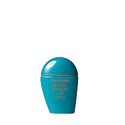 Shiseido - UV Protective SPF 30 Liquid Foundation 30ml