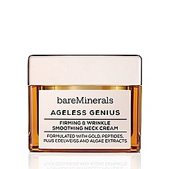 bareMinerals - 'Ageless Genius ' firming and wrinkle smoothing neck cream 50g