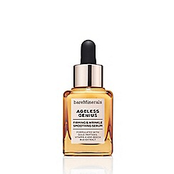 bareMinerals - 'Ageless Genius«' firming and wrinkle smoothing serum 30ml