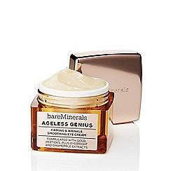bareMinerals - 'Ageless Genius ' firming and wrinkle smoothing eye cream 15g