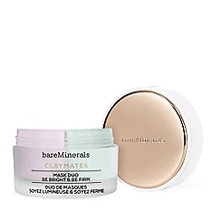 bareMinerals - 'Be Bright and Be Firm' face mask duo 58g