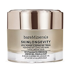 bareMinerals - SkinLongevity&#8482' vital power sleeping gel cream 50ml